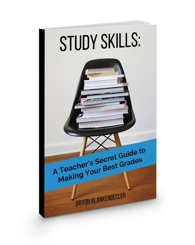 study skills A teachers secret guide to your best grades