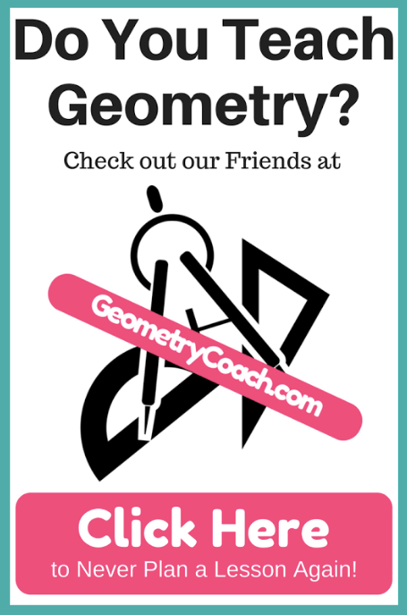 geometry coach lesson plans