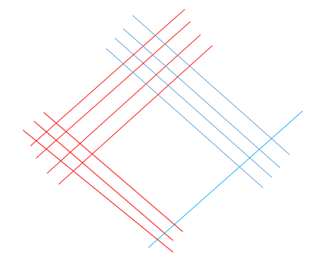 41x34 multiply with lines