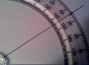 angle measure 35 degrees