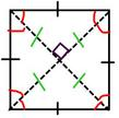 rhombus/2 dimensional shape example