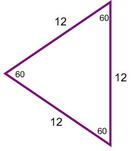 deometry formula eqilateral triangle