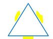 equilateral triangle 30 and 60 degree angle