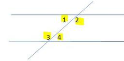 Interior angle measure of a triangle