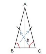 congruent sides triangle/isosceles triangle theorem
