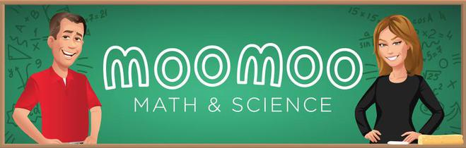 moomoomath logo header