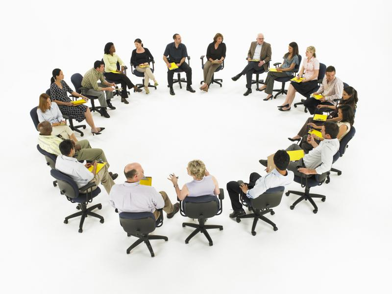 good study habit 10 people sitting in a circle study tip 10 repeat what you studied to others