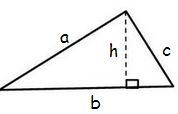 find perimeter triangle